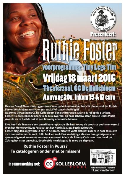 Ruthie Foster flyer.jpg recto