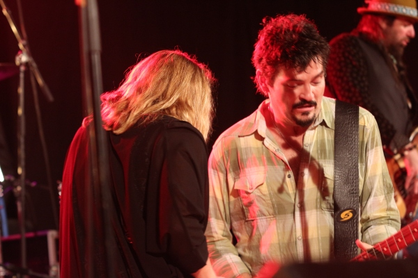 Samantha Fish & Mike Zito  Zingem 01-11-2014 253