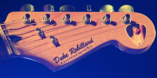 Duke Robillard  15-03-2015 Zingem 191