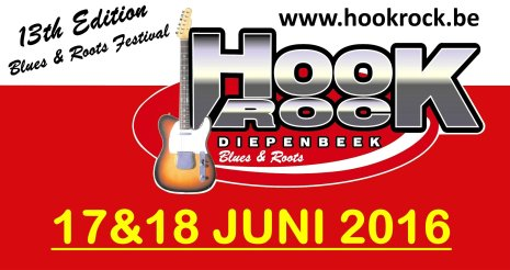 Promo Hookrock Festival 17- 18 Juni 2016